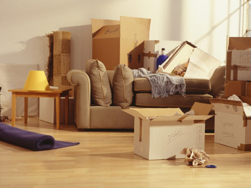How to Smartly Pack For a House Move