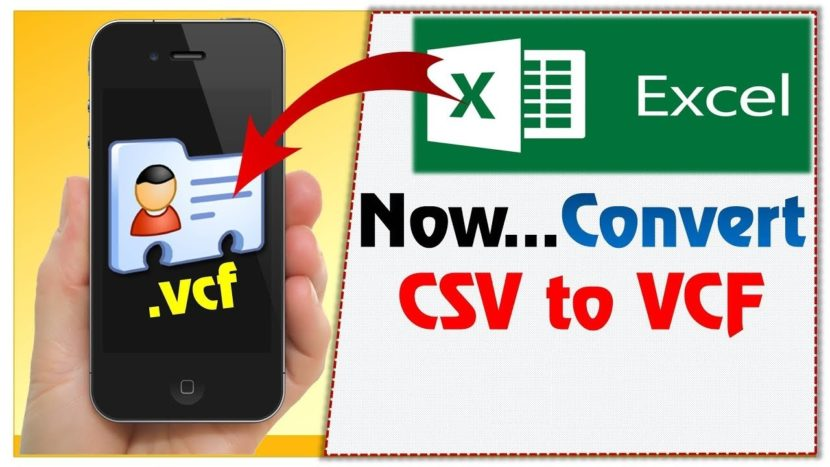 How to Convert Contact File from .csv to .vcf in a Professional Way?