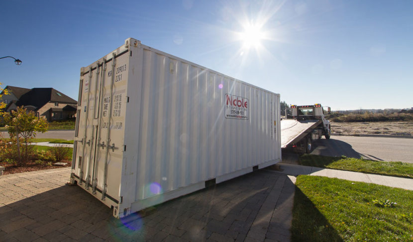 Different Types of Moving Container and Its Benefits