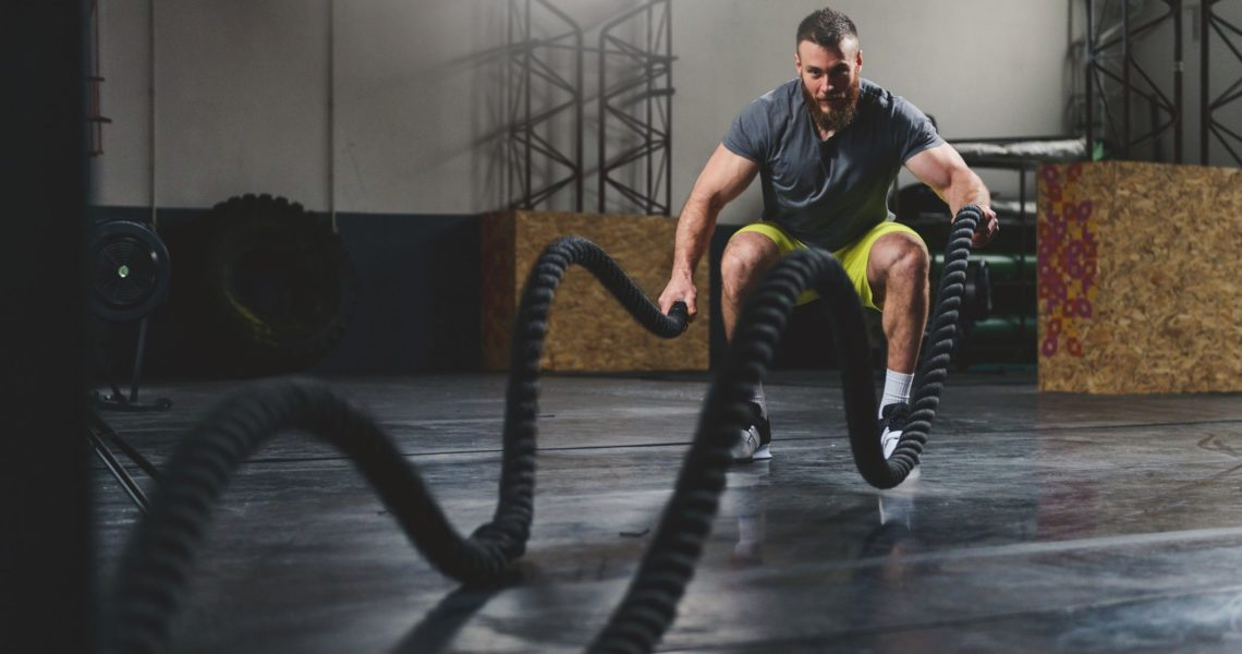 5 AMAZING FACTS ABOUT BATTLE ROPES ROUTINES